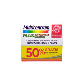 duplo-multicentrum-plus-ginseng-ginkgo-30-30-comprimits