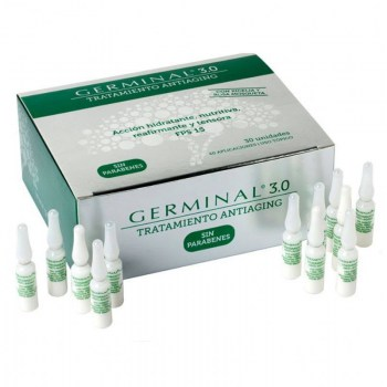 germinal 30 tratamiento antiaging 30 ampollas